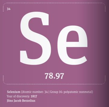 selenium, nourish notes