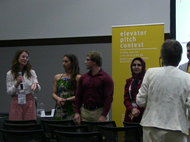 Elevator Pitch Contest, innovation, ASN, nutrition, entrepreneur