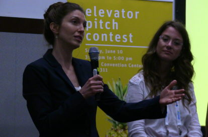 EPC, Elevator Pitch Contest Finalists