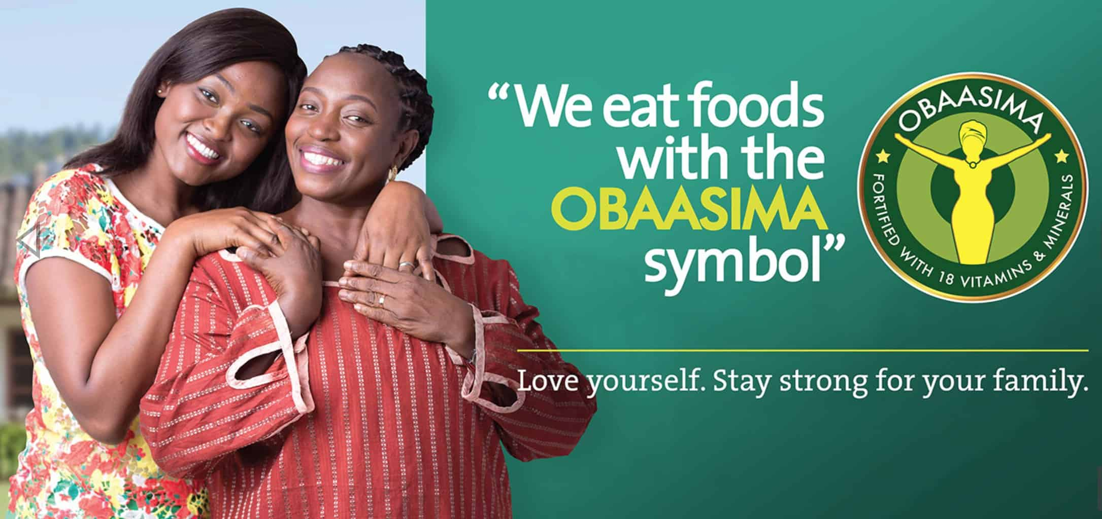 obaasima, food fortification, quality seal