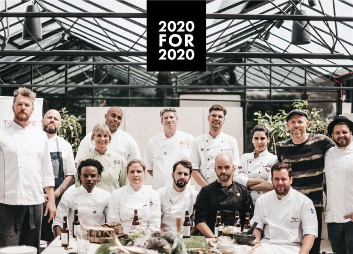 nutrition, biodiversity, chefs, 2020FOR2020